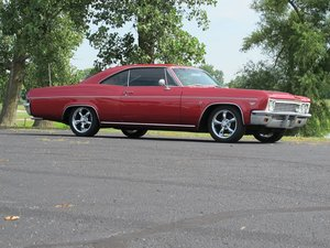 1966 Chevrolet Impala  For Sale by Auction