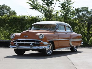 1954 Chevrolet Bel Air Two-Door Sedan  For Sale by Auction