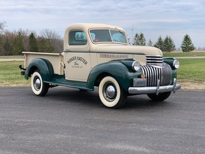 1946 Chevrolet Pickup  For Sale by Auction