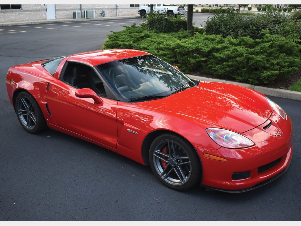 2006 Chevrolet Corvette Z06 For Sale By Auction Car And
