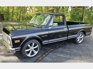 1969 Chevrolet C10 Pickup  For Sale by Auction