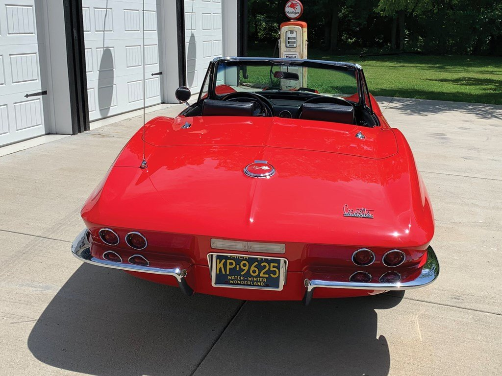 1967 Chevrolet Corvette Sting Ray 427 Convertible  For Sale by Auction (picture 2 of 6)