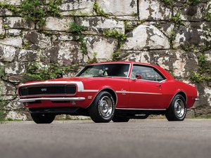 1968 Chevrolet Camaro RS Coupe  For Sale by Auction