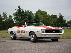 1969 Chevrolet Camaro Indy 500 Pace Car Replica  For Sale by Auction
