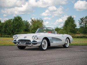 1960 Chevrolet Corvette  For Sale by Auction