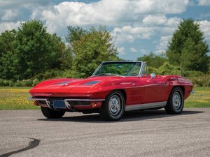 1963 Chevrolet Corvette Sting Ray  For Sale by Auction