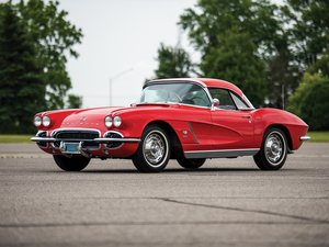 1962 Chevrolet Corvette Fuel-Injected  For Sale by Auction
