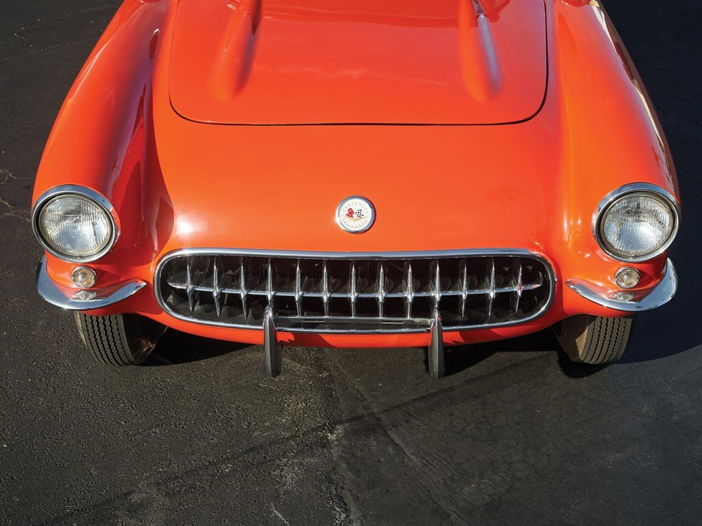 1957 Chevrolet Corvette Big Brake & Airbox  For Sale by Auction (picture 6 of 6)