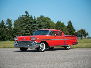 1958 Chevrolet Impala Sport Coupe  For Sale by Auction