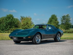 1973 Chevrolet Corvette Stingray Convertible  For Sale by Auction
