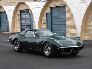 1968 Chevrolet Corvette Stingray L88 Convertible  For Sale by Auction