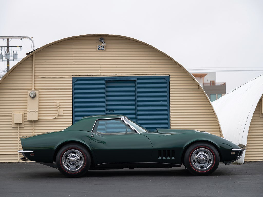 1968 Chevrolet Corvette Stingray L88 Convertible  For Sale by Auction (picture 5 of 6)
