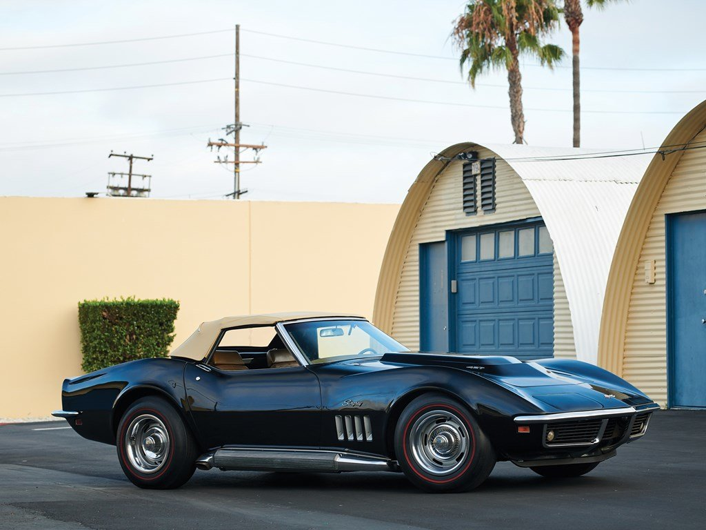1969 Chevrolet Corvette Stingray L88 Convertible  For Sale by Auction (picture 1 of 6)