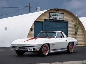 1967 Chevrolet Corvette Sting Ray COPO Convertible  For Sale by Auction