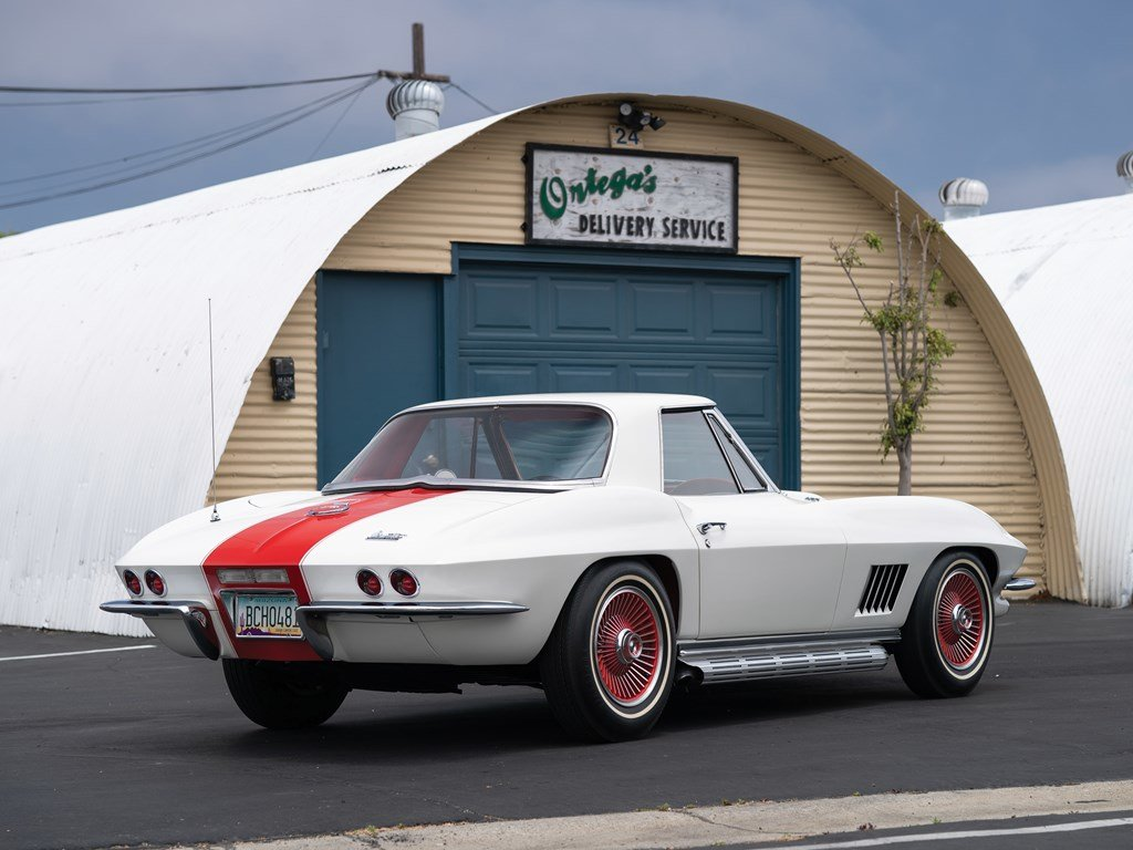 1967 Chevrolet Corvette Sting Ray COPO Convertible  For Sale by Auction (picture 2 of 6)