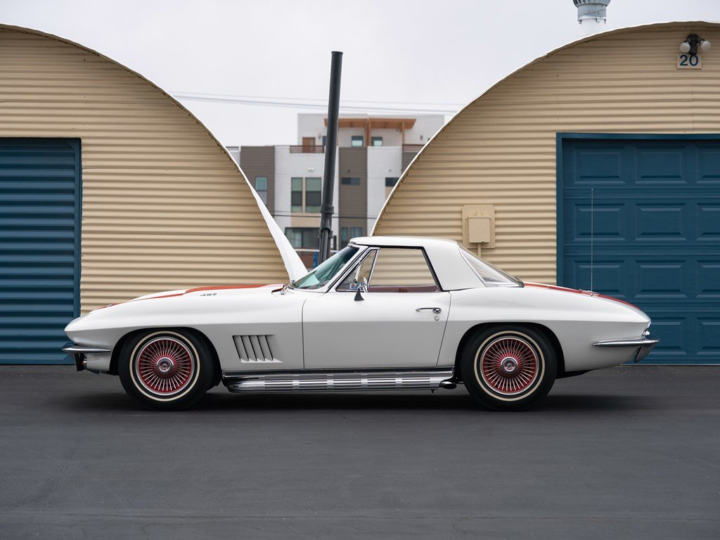 1967 Chevrolet Corvette Sting Ray COPO Convertible  For Sale by Auction (picture 5 of 6)