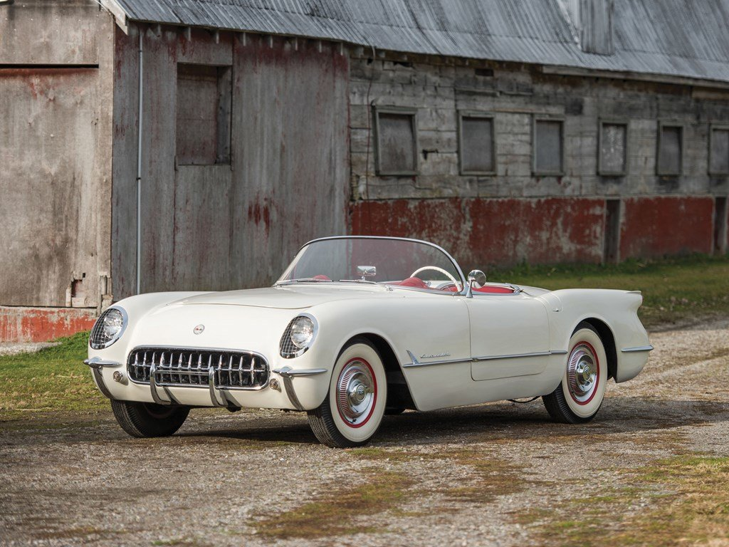 1953 Chevrolet Corvette  For Sale by Auction (picture 1 of 6)