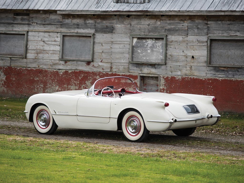1953 Chevrolet Corvette  For Sale by Auction (picture 2 of 6)