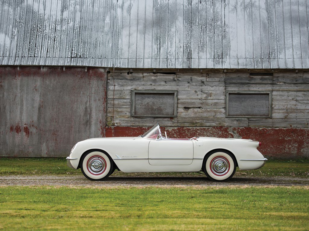 1953 Chevrolet Corvette  For Sale by Auction (picture 5 of 6)