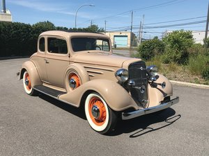 1934 Chevrolet Master Six Coupe  For Sale by Auction