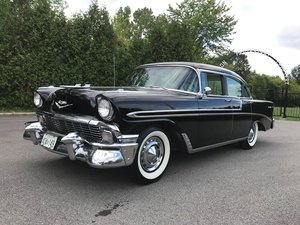 1956 Chevrolet Bel Air Two-Door Sedan  For Sale by Auction