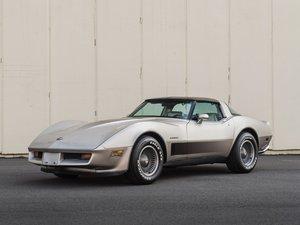 1982 Chevrolet Corvette Collectors Edition  For Sale by Auction