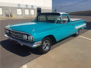 1960 Chevrolet El Camino  For Sale by Auction
