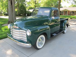 1953 Chevrolet 3100 Five-Window Pickup  For Sale by Auction