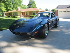 1973 Chevrolet Corvette Stingray Coupe  For Sale by Auction