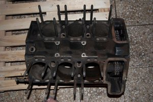 1970 DINO FIAT 2400 Engine Block & Parts For Sale