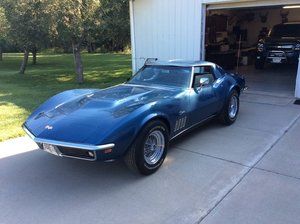1969 Chevrolet Corvette (Boone, IA) $39,900 For Sale