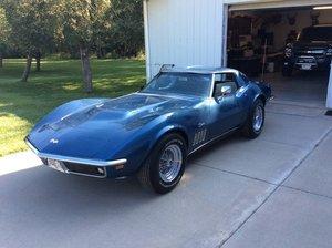 1969 Chevrolet Corvette (Boone, IA) $39,900