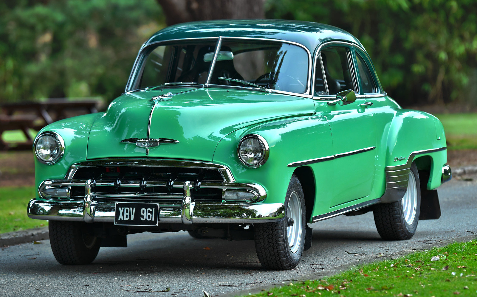 1952 Chevrolet Styleline Deluxe Coupé coachwork by Fisher Ra For Sale (picture 1 of 6)