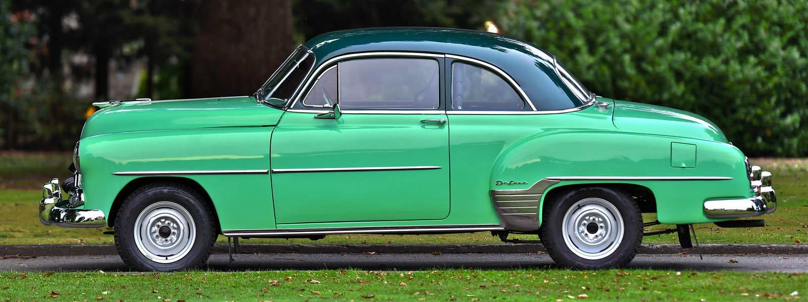 1952 Chevrolet Styleline Deluxe Coupé coachwork by Fisher Ra For Sale (picture 3 of 6)