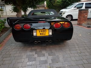 2000 Corvette C5 Convertible For Sale