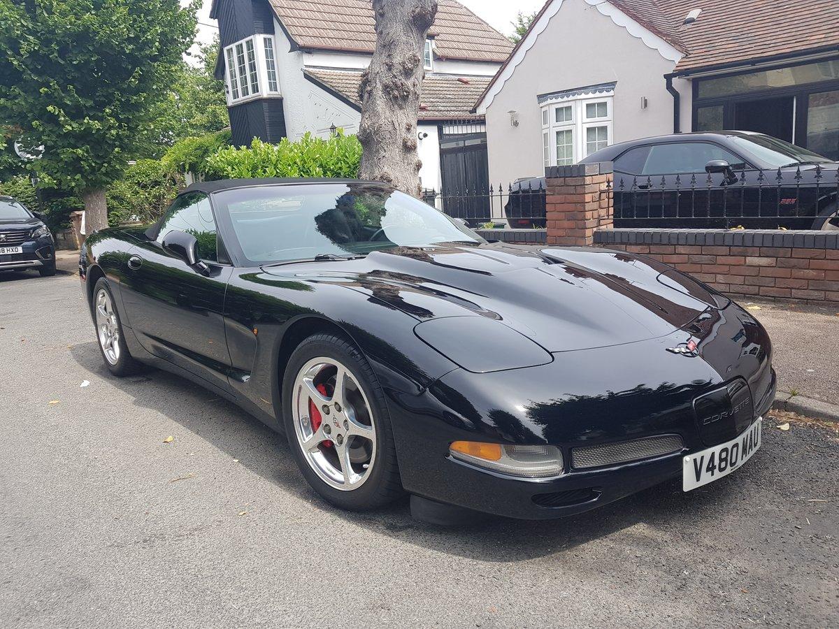 2000 Corvette C5 Convertible For Sale (picture 3 of 6)