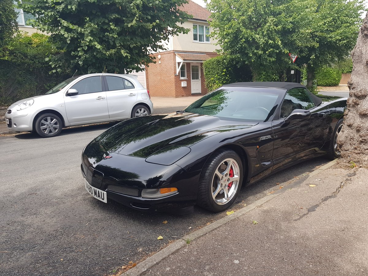 2000 Corvette C5 Convertible For Sale (picture 4 of 6)