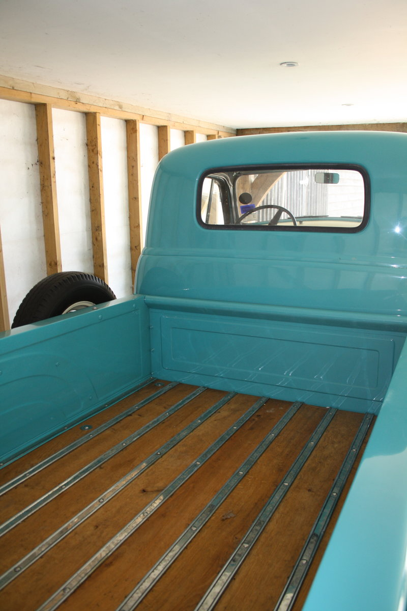 1954 CHEVROLET PICK UP TRUCK SOLD (picture 5 of 6)