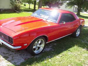 1968 Chevrolet Camaro SS Clone (Clinton, Mo) $46,500 obo For Sale
