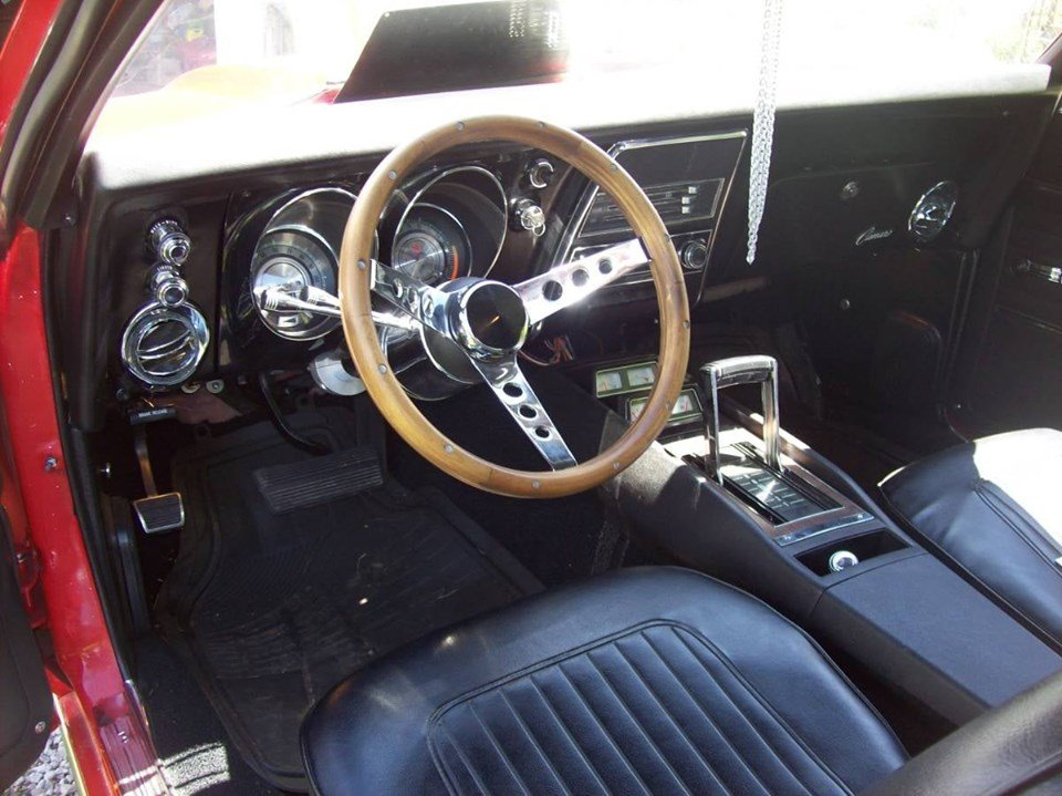 1968 Chevrolet Camaro SS Clone (Clinton, Mo) $46,500 obo For Sale (picture 5 of 6)
