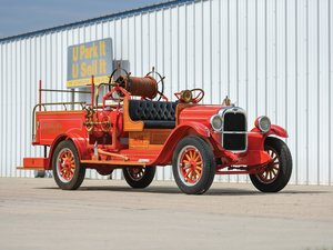 1926 Chevrolet Fire Truck  For Sale by Auction