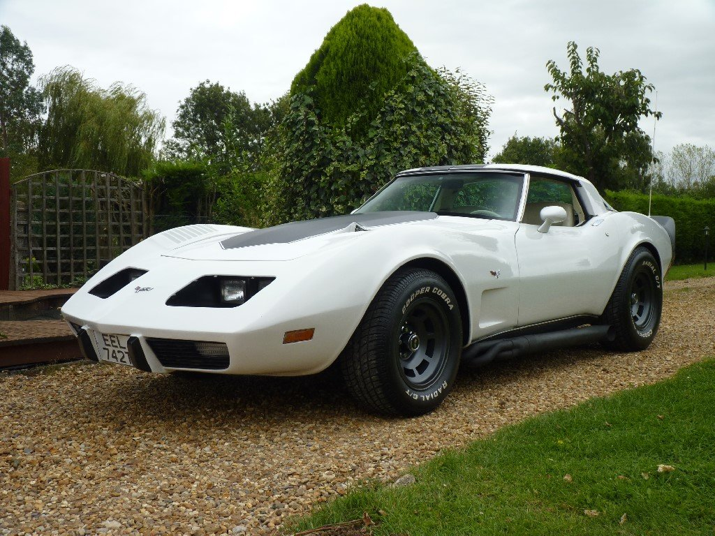 1979 Chevrolet Corvette C3 5.7 with new 400hp engine For Sale (picture 1 of 6)