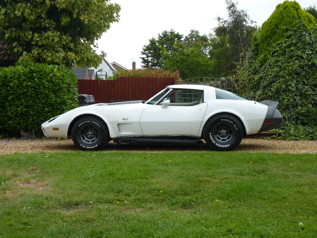 1979 Chevrolet Corvette C3 5.7 with new 400hp engine For Sale (picture 2 of 6)