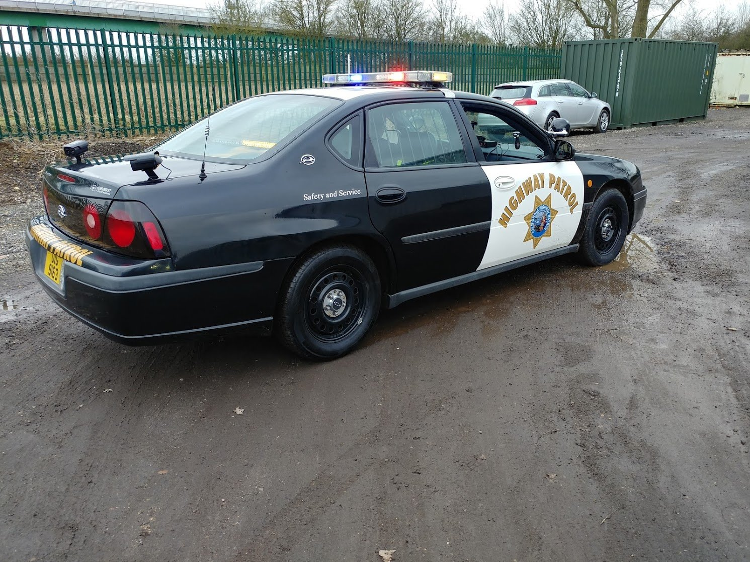 Cop Cars For Sale >> 2004 Chevrolet Impala Police 9c1 Chp Cop Car For Sale Car
