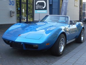 1975 SPECIAL PRICED ! CHEVROLET C3 CORVETTE CONVERTIBLE For Sale