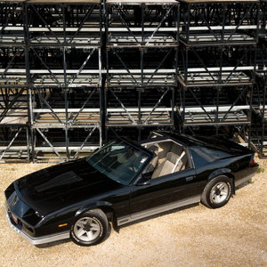 1984 Camaro Z28 HatchBack = only 2.2k miles Black $24.5k For Sale