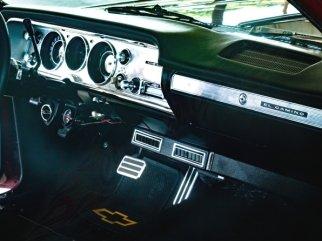 1964 Chevy El Camino Car(~)Truck Custom 350 AT AC $29 5k For