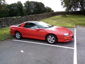 1998 Chevrolet Camaro V6  For Sale
