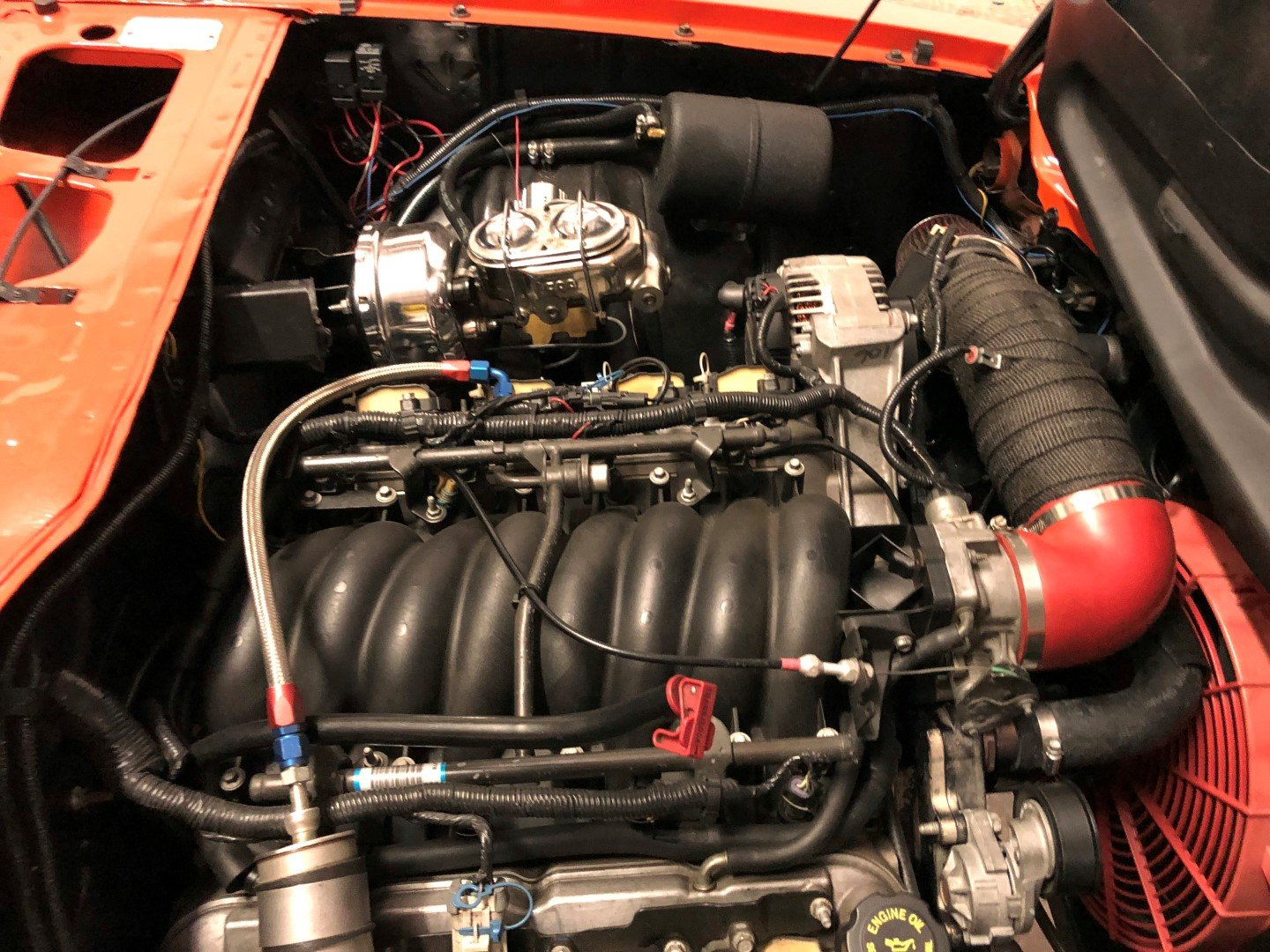 1975 Cosworth Vega with LS1 Power! SOLD (picture 4 of 6)
