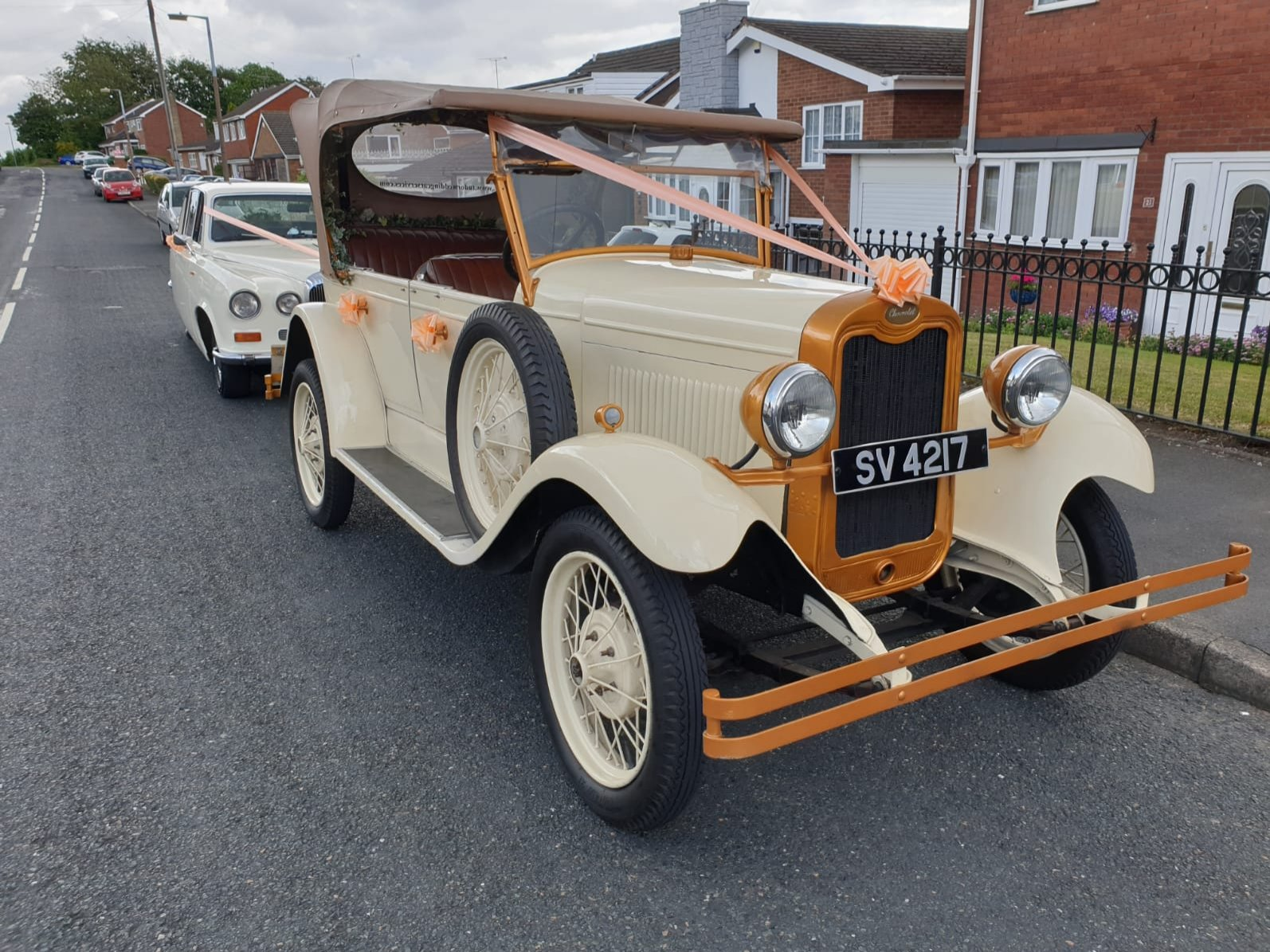 1928 Chevrolet Wedding Car For Sale (picture 1 of 5)